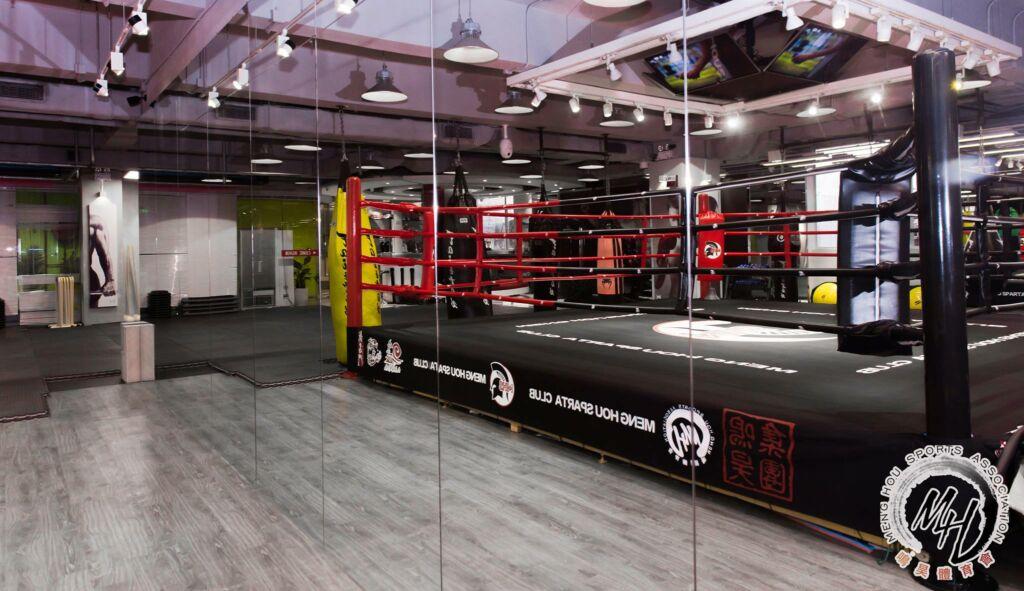 top fighting macau gym