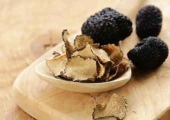 truffles at caffé b