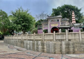 A Ma Temple Wide View Macau Lifestyle