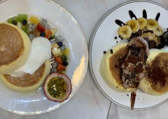 Cafe 1231 Interior Shot Pancakes Dishes Macau Lifestyle