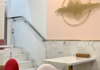Cafe 1231 Interior Shot Space Wide Stairs Macau Lifestyle