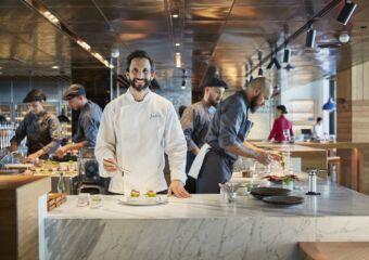 Chef Jose Avillez Tasca Dubai Mandarin Oriental Jumeira Dubai