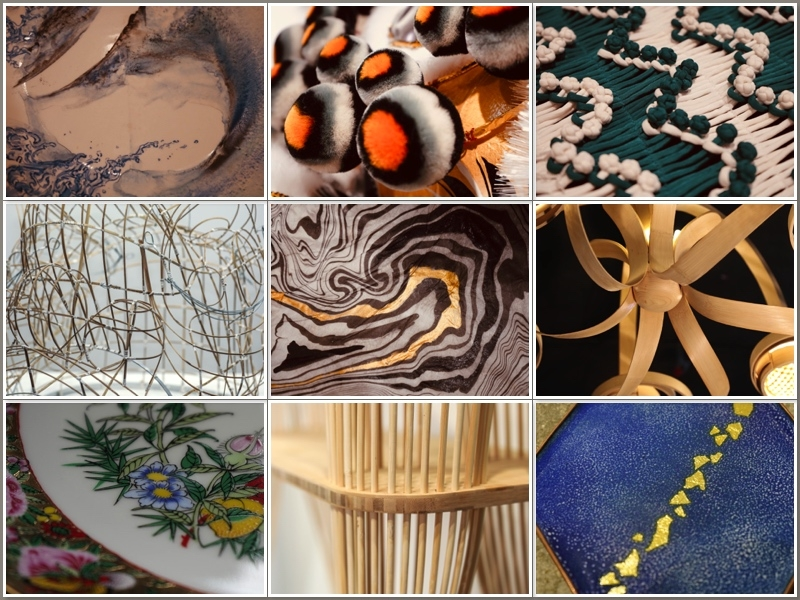 Crafts on Peel – Highlighted works in Crafts Interwoven Past and Present