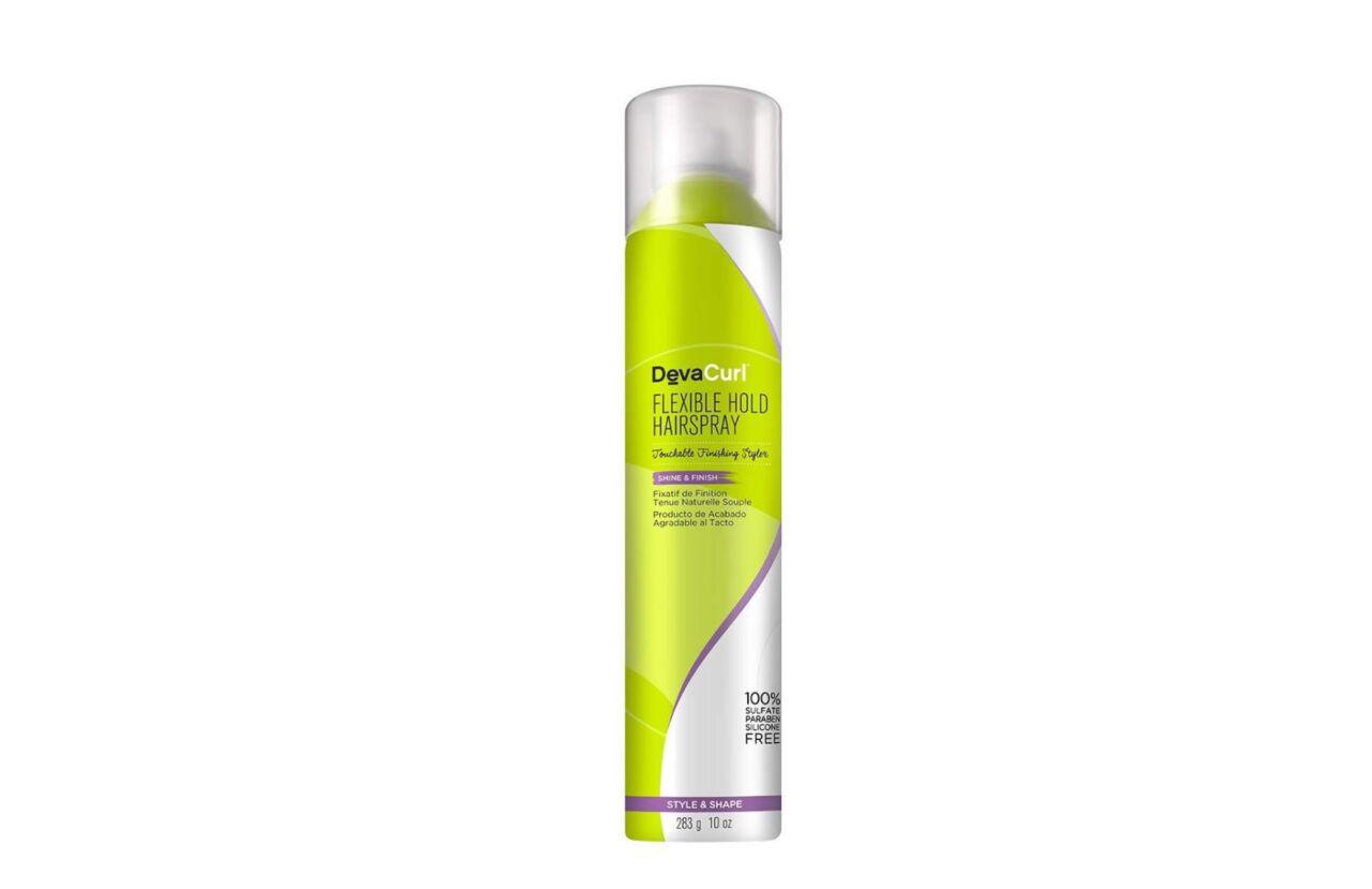 Devacurl Hairspray