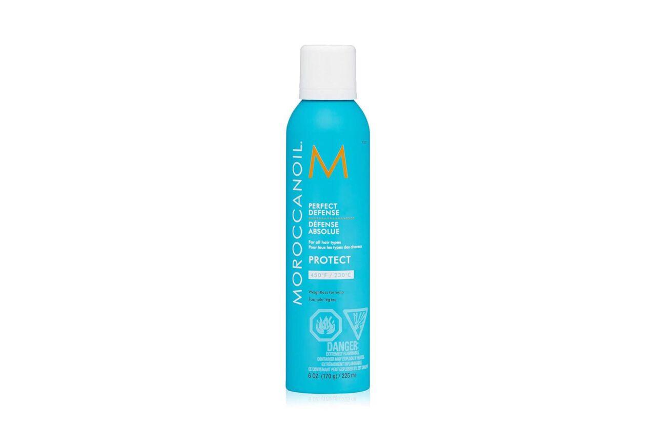 Moroccanoil heat protectant hairspray