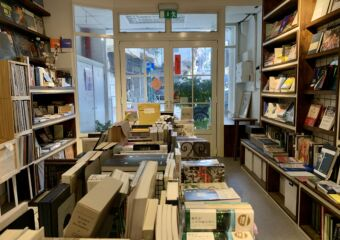 Pinto Livros e Musica Interior Shop Wide View Macau Lifestyle
