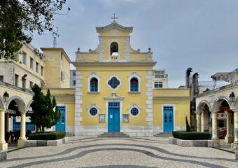 Chapel of St Francis Xavier Coloane