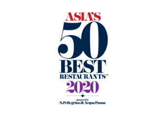Asia's 50 Best Restaurants 2020 poster