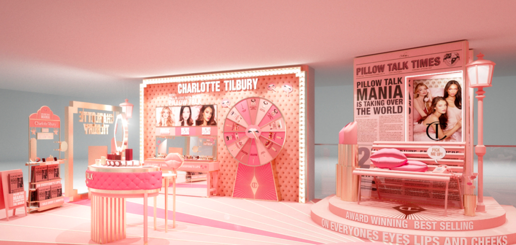CHARLOTTE TILBURY WELCOMES YOU TO HER PILLOW TALK BEAUTY 2