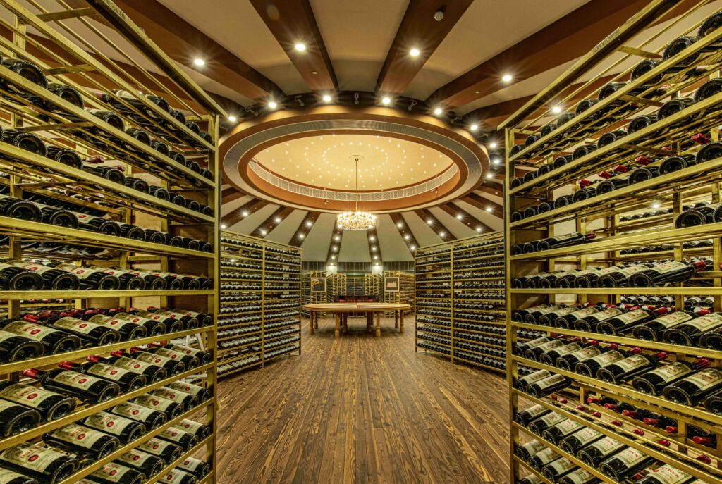 Grand Lisboa wine collection asia