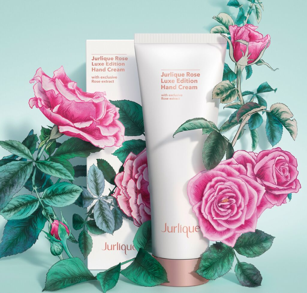 Jurlique Rose Luxe Edition Hand Cream april beauty buy