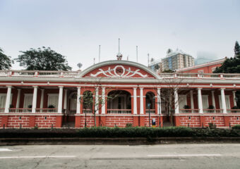 Macau Military Club front view