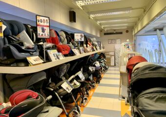 Mamacare Taipa car seats and strollers