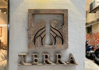 Terra coffee house logo