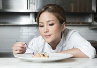 Vicky Lau portrait Tate Dining Room