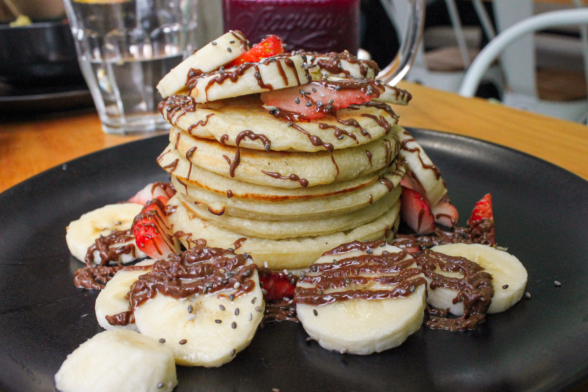 healthy habits superfood cafe where to get best pancakes in macau