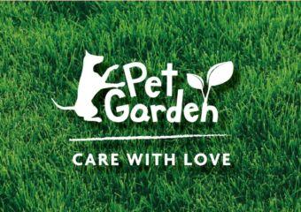 Pet Garden logo
