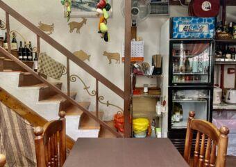 Amagao Inside Staircase Macau Lifestyle