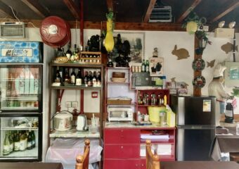 Amagao Restaurant Tables and Drinks Macau Lifestyle