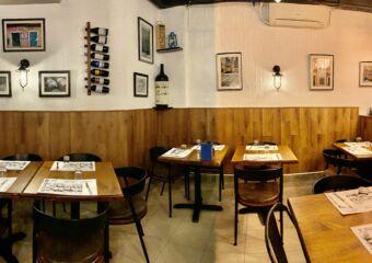Boa Mesa Restaurant Tables on Panoramic Photo Macau Lifestyle