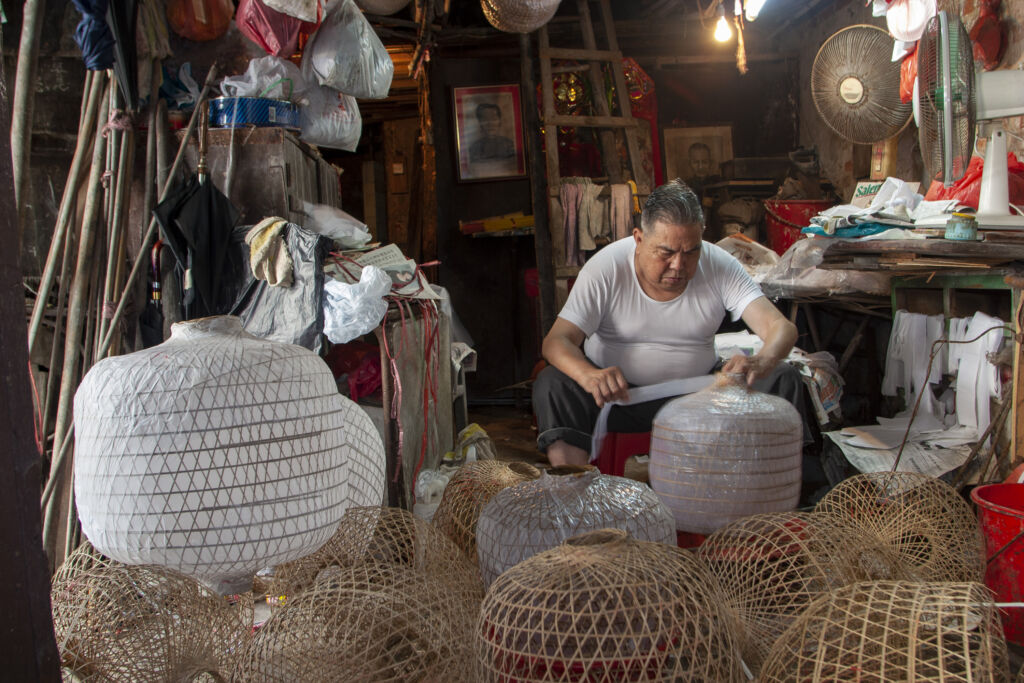 Chan Hin Io photographer The Neighbourhood of Macao craftsman