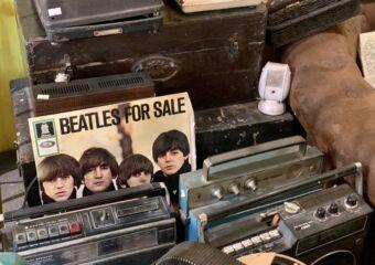 Collectore Vintage Shop Beatles Vinyl and Electronics Macau Lifestyle