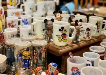 Collectore Vintage Shop Cups Collection Macau Lifestyle