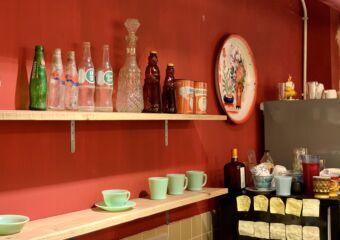 Collectore Vintage Shop Food Shelves Macau Lifestyle