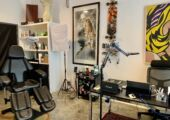 DeBritzz Tattoo Interior Macau Lifestyle