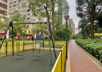 Dr Carlos DAssumpcao Garden Kids Playground Macau Lifestyle