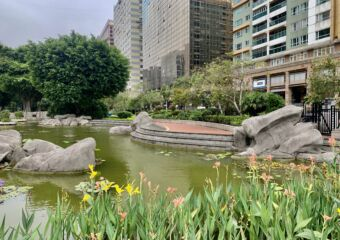 Dr Carlos DAssumpcao Garden Lakes Macau Lifestyle