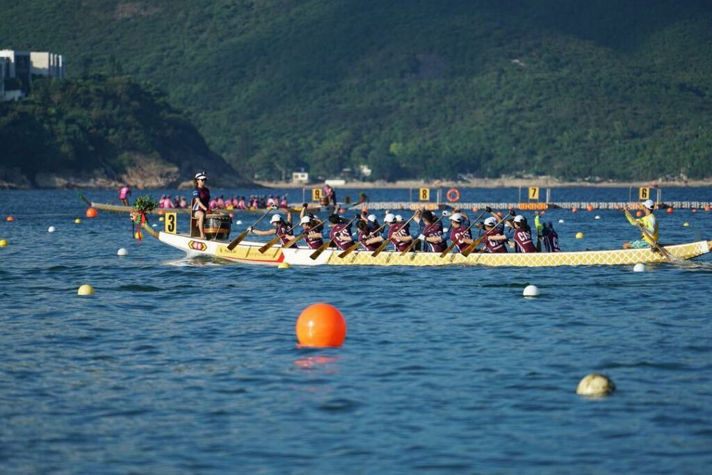 Dragon Boat Hong Kong