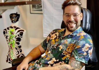 Filipe Brito DeBritzz Tattoo