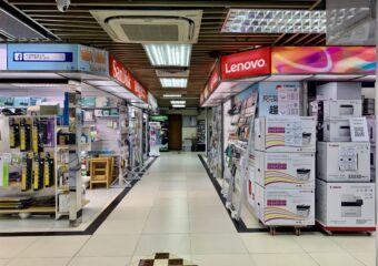 Fortuna Shopping Mall Electronics Le Novo Hall Macau Lifestyle