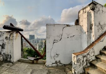 Guia Fortress First Floor Wide Photo Macau Lifestyle