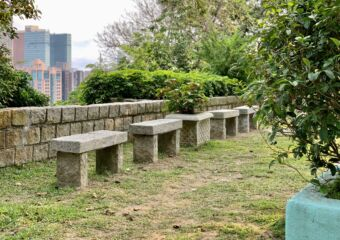 Guia Hill Seating Area Macau Lifestyle