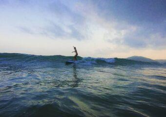 Hong Kong Surfing Lesson