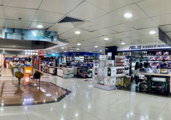 Isquare Electronic Indoor Hall Macau Lifestyle
