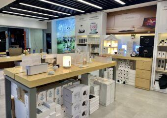 Isquare Electronic Shopping Xiaomi Shop Inside Macau Lifestyle