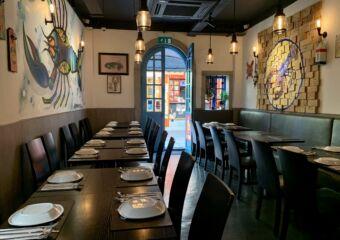 Kings Lobster Interior Wide Downstairs Macau Lifestyle