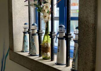 Kings Lobster Interior Window Decor Macau Lifestyle