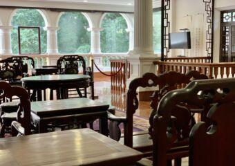 Macau Tea Culture House Macau Inside Upstairs Museum Lifestyle
