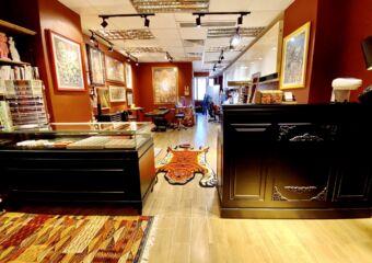 Muse Tattoo Macau Interior with Carpet