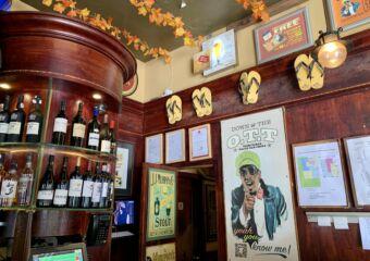 Old Taipa Tavern OTT Counter Decor Macau Lifestyle