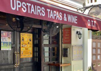 Old Taipa Tavern OTT Cover Saying Macau Lifestyle