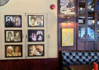 Old Taipa Tavern OTT Interior Photos on the Wall Macau Lifestyle