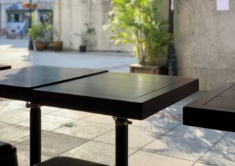 Old Taipa Tavern OTT Interior Tables Facing Outdoor Macau Lifestyle