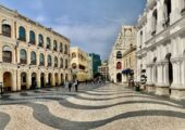 Senado Square Wide Photo Macau Lifestyle