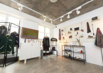 Showroom second Phase of Macao Fashion Gallery Exhibition 2020