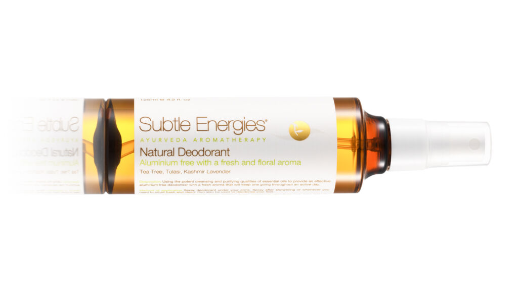 Subtle Energies – Natural Deoderant